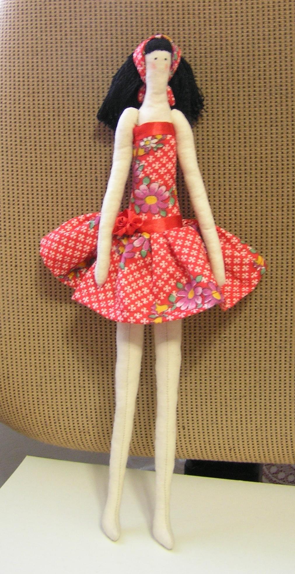 Кукла Тильда своими руками для начинающих - Мир Позитива 63