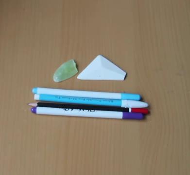 инструменты для перевода выкройки на ткань1