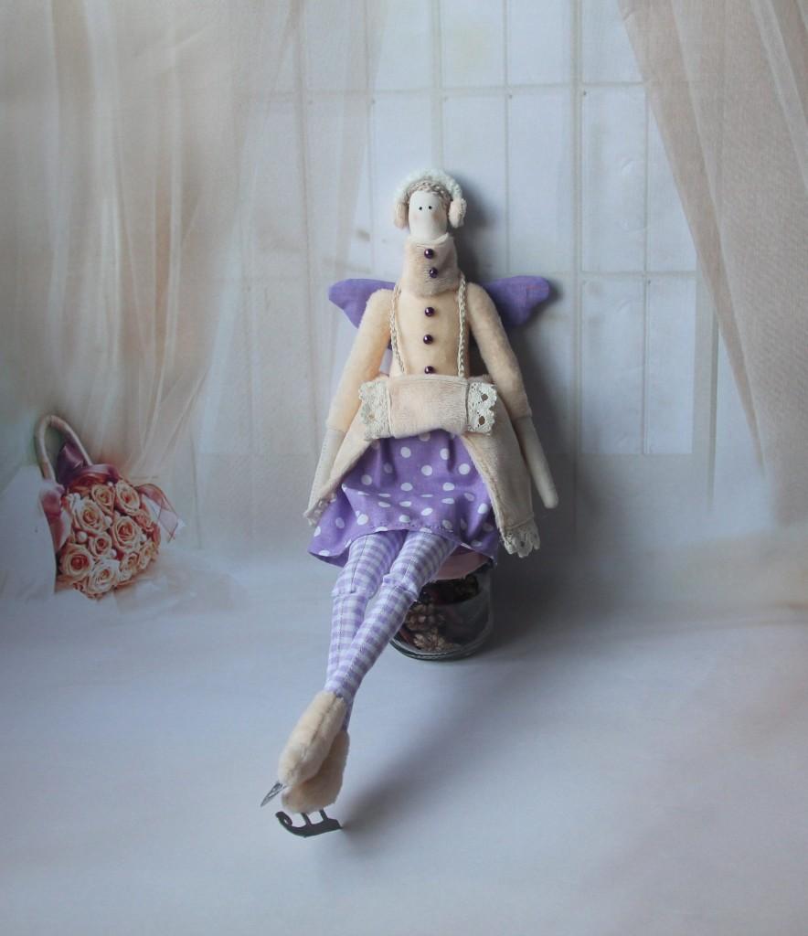 Виды текстильных кукол. Тильда